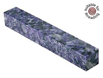 Kirinite Amethyst pen blank